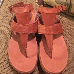 Sorel women's 9.5 sandals